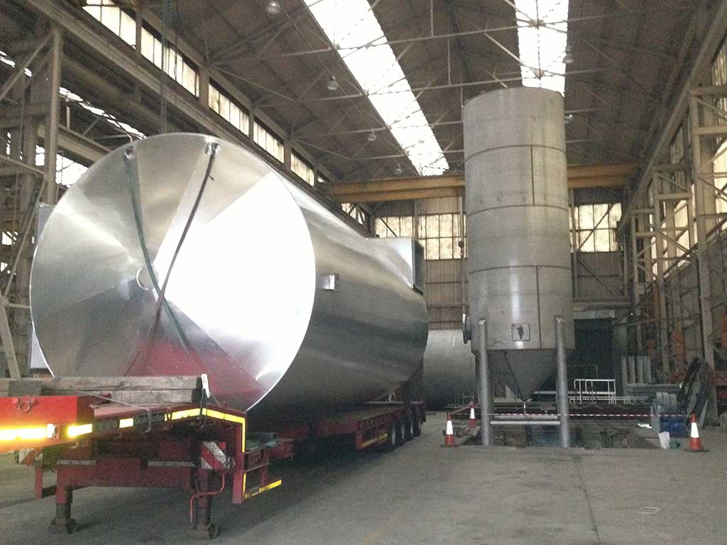 Tank Fabrication & Supply