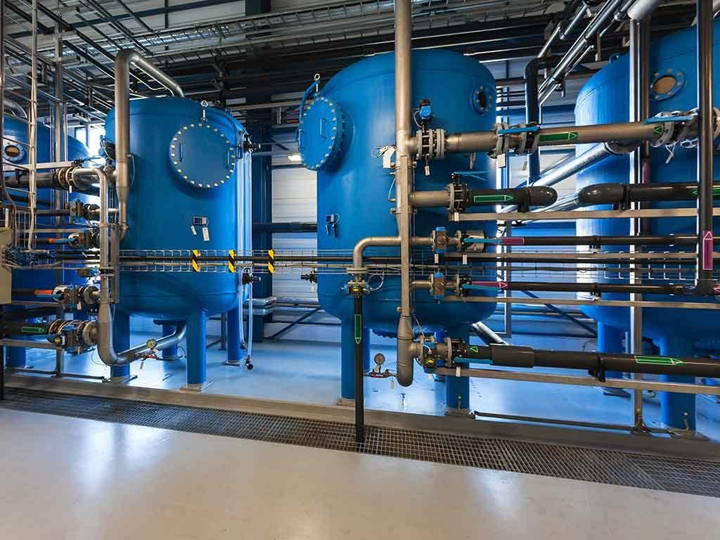 Side Stream Filtration System