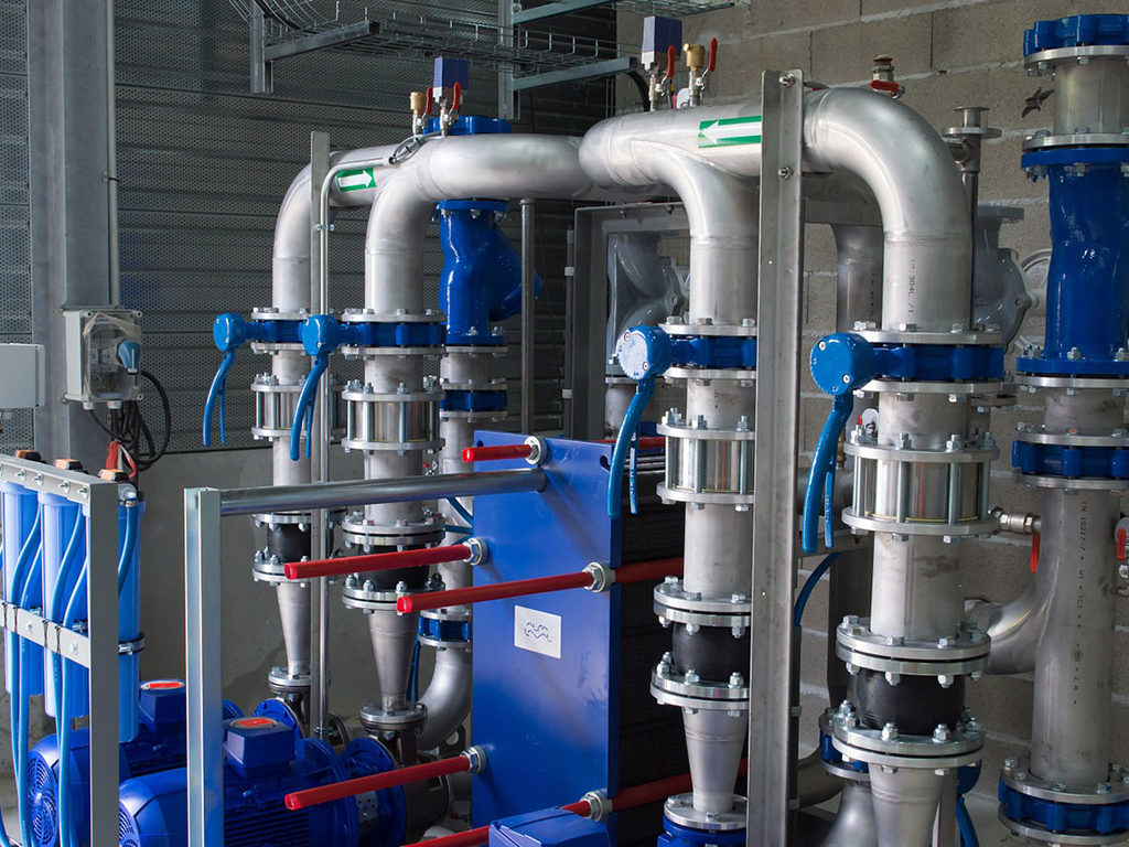Piping & Mechanical Works - Manufacturer and service provider of